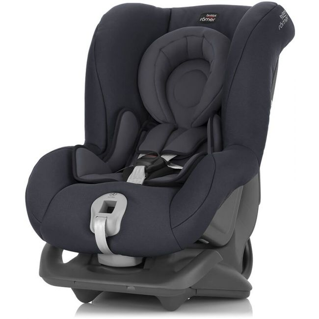 BritaxRomer Storm Grey First Class Plus Child Carseat