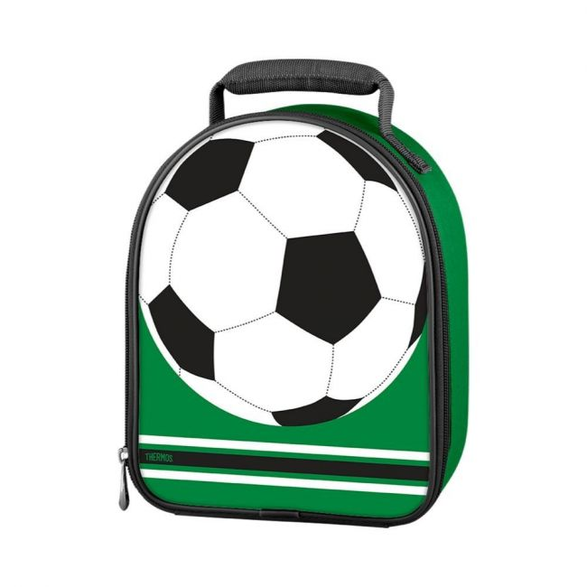 Thermos Kids School Lunch Bag-All Sports Soccer Tombstone
