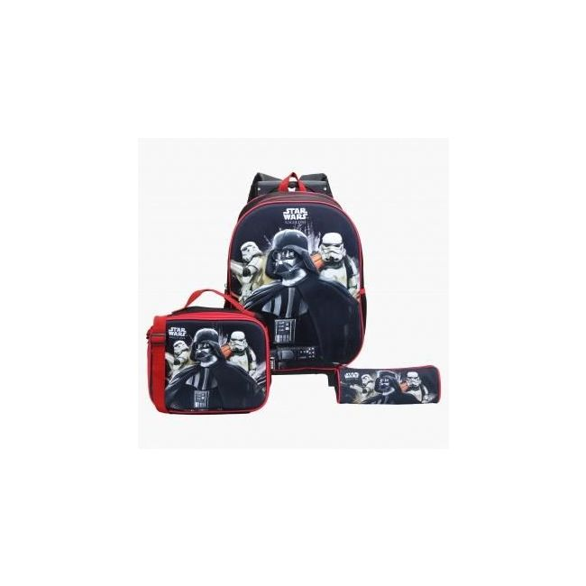 Disney Star Wars Printed 3-Piece Trolley Bag Set