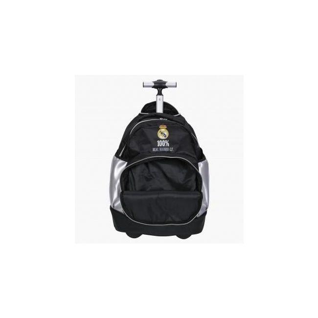 Disney Real Madrid Printed Trolley Backpack