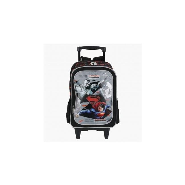 Disney Batman Print Trolley Backpack