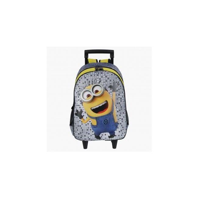 Disney Minions Print Trolley Backpack