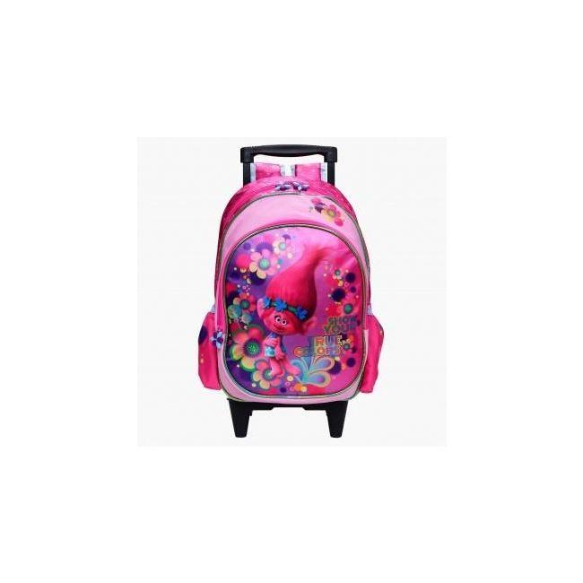 Disney Trolls Printed Trolley Backpack