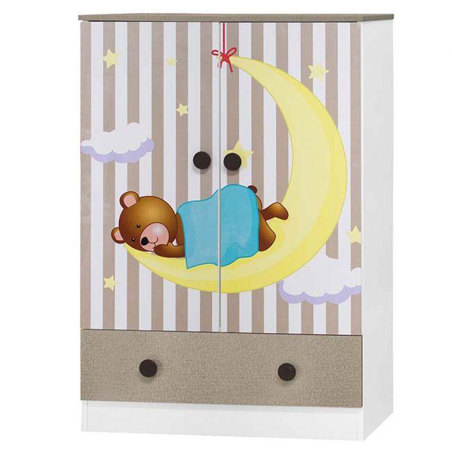 Mini Panda - My Little Dreamer's Cabinet with Organizer