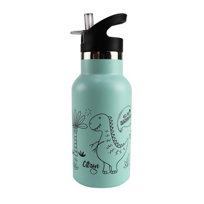 Citron CFL Water Bottle - Dino