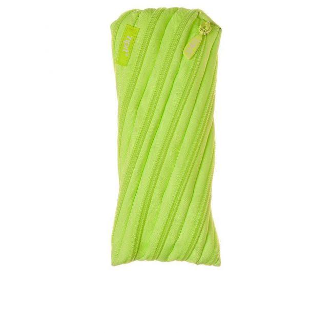 Zipit Neon Twister Pencil Case Radiant lime