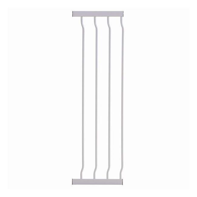 Dreambaby White Child Safety Gate Extension, 27cm