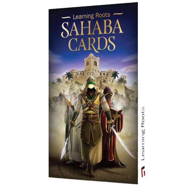 Learning Roots - Sahaba Cards