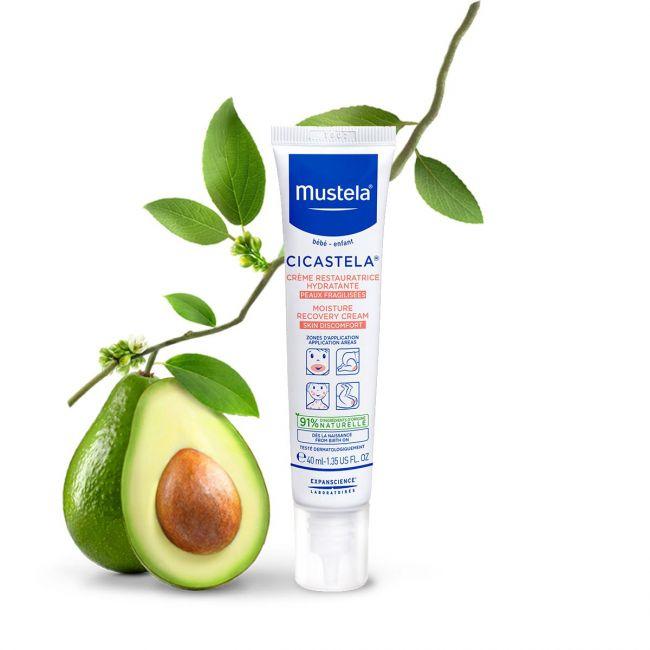 Mustela - Cicastela Moisture Recovery Cream 40ml