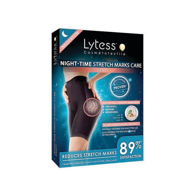 Lytess - Night-time Stretch Marks Care Panty - Black