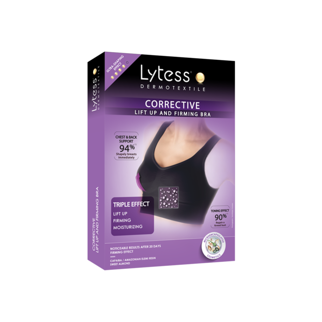 Lytess - Corrective Lift-Up And Firming Bra - White