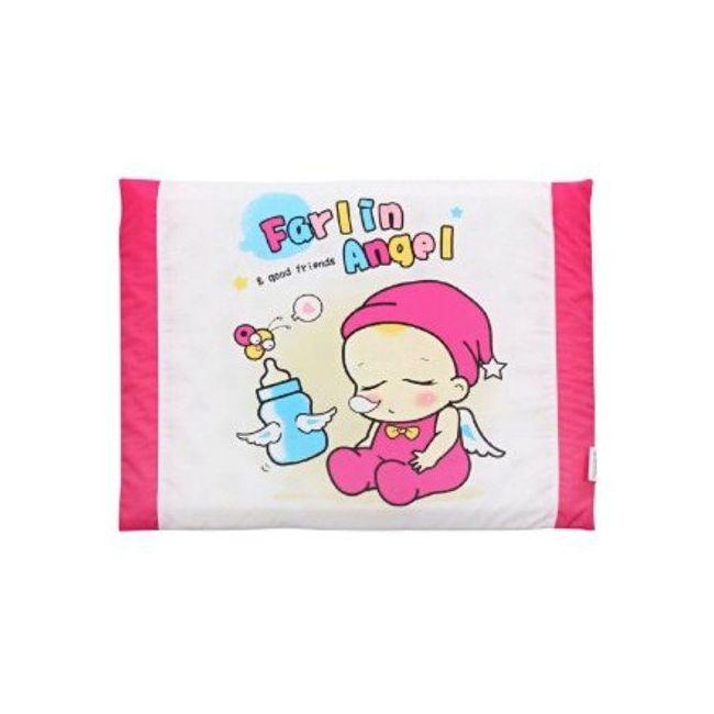 Farlin - Non Smother Pillow - Pink