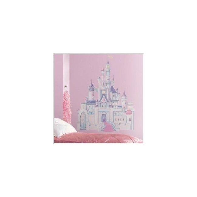 RoomMates Disney Princess - Princess Castle Peel & Stick Giant Wall Decal