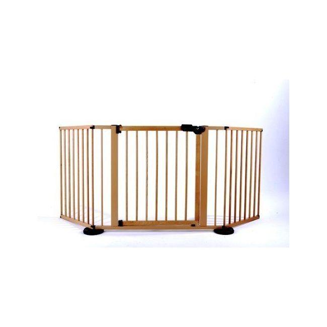 Cardinal Gates Child Safety Versa Gate - Wood