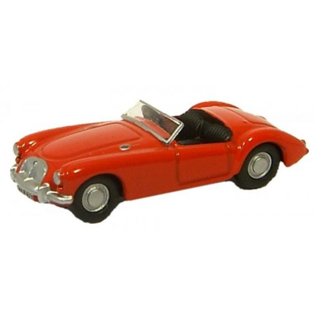 Oxford Diecast MGA Chariot Red Toy Car