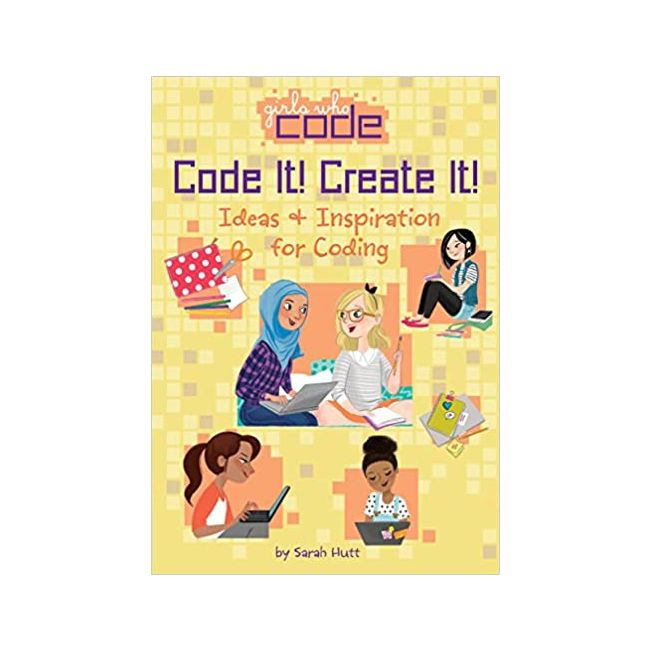 Code It! Create It! Activity Book
