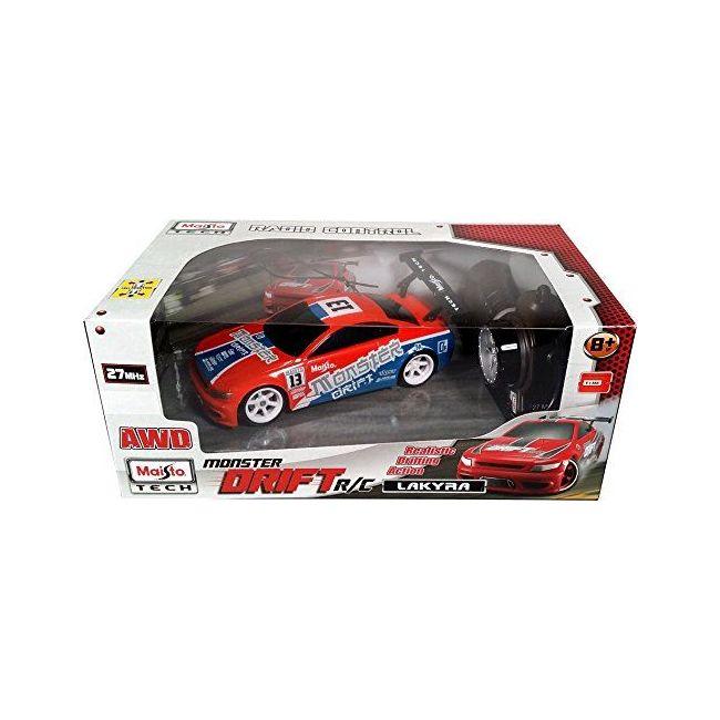Maisto Tech RC Monster Drift Assorted Toy Car