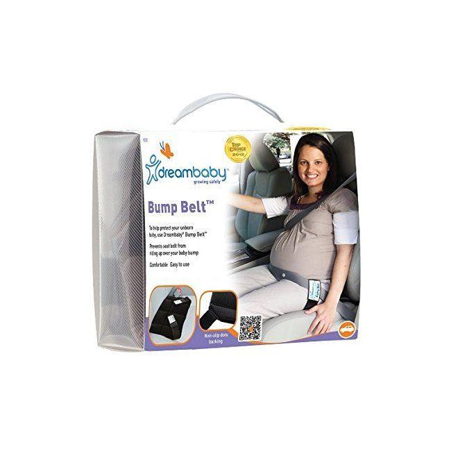 Dreambaby Black Bump Pregnant Car SeatBelt