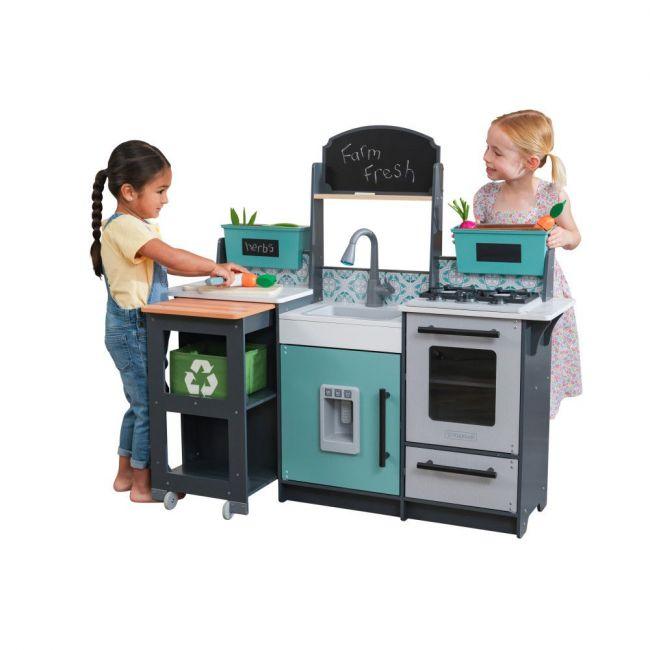 Kidkraft - Garden Gourmet Play Kitchen