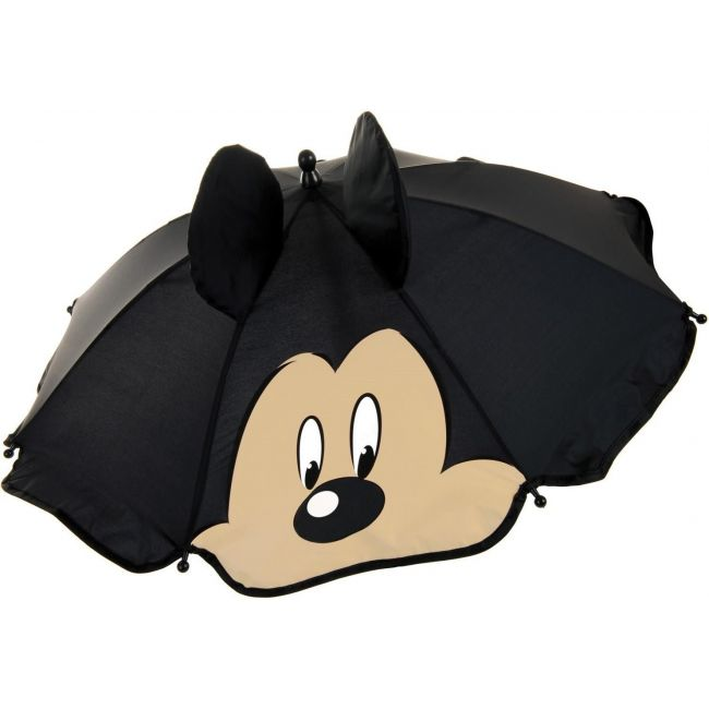 Hauck Black - Mickey Mouse 3D Parasol