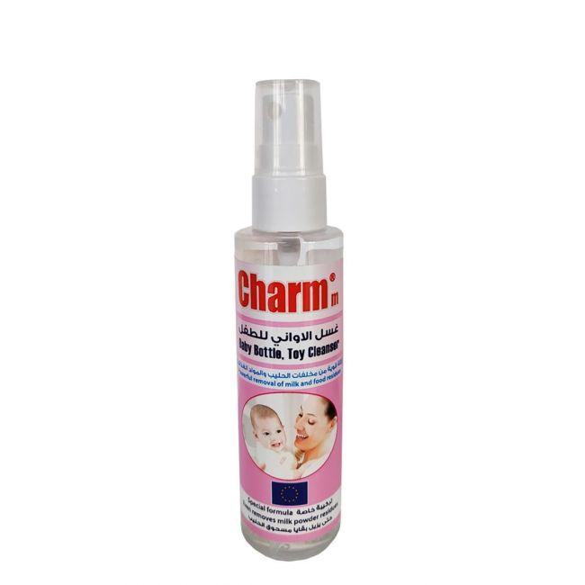 Charmm Baby Bottle Toy Cleanser 75ml