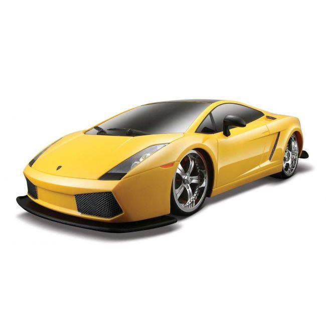 Maisto Tech RC Lamborghini Gallardo with Toy Car
