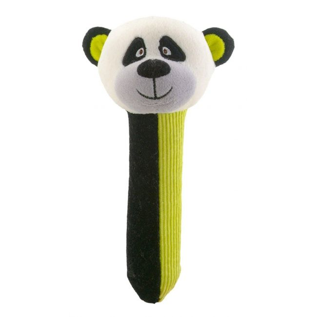 Fiesta Crafts Panda Squeakaboo soft Toy