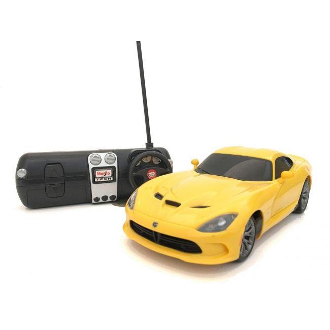 Maisto Tech RC Promotion 2013 SRT Viper GTS Toy Car