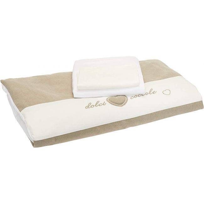 Cam - Bedding Kit For Cullami - Beige