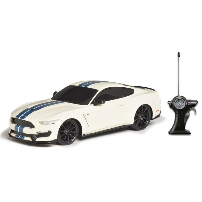 Maisto Tech RC Promotion 1967 Ford Mustang GT Toy Car