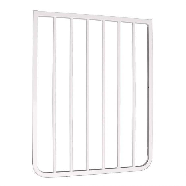 Cardinal Gates White Child Safety Bx2 Gate Extension 21