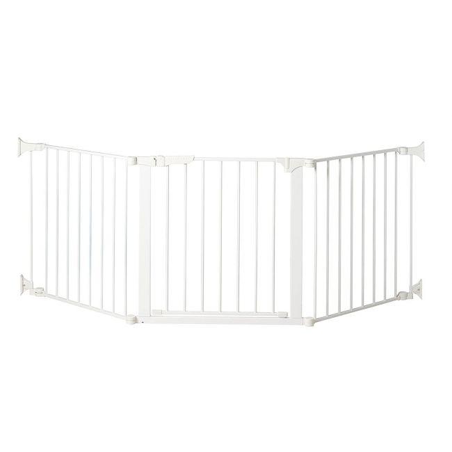 KidCo White Child Safety AutoClose ConfigureGate 24 Gate Extension