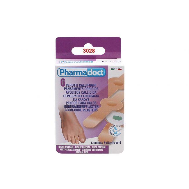 Pharmadoct Corn Cure Plaster With Salicylic Acid - 3028