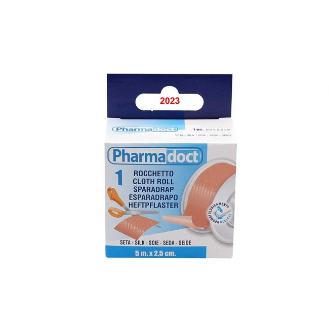 Pharmadoct Cloth Roll 5 mx 2.5 cm - 2023