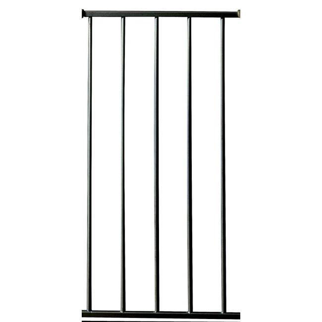 KidCo Black Child Safety 12-5 Gate Extension Kit