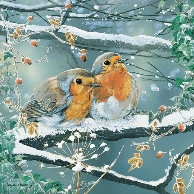 Otter House - Jigsaw Square - Frosty Friends (P)