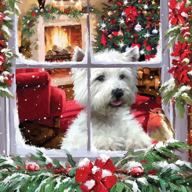 Otter House - Jigsaw Square - Waiting For Santa (P)
