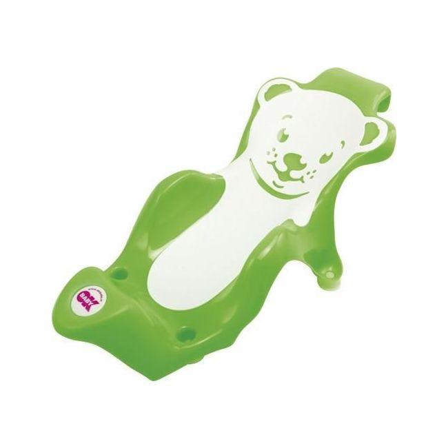 Okbaby - Buddy Bath Seat With Slip-Free Rubber - Pista Green