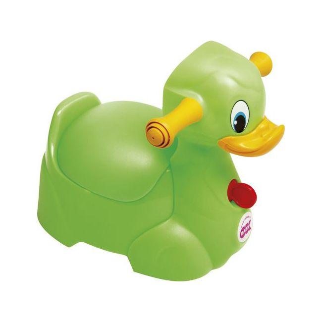 Okbaby - Quack Potty - Pista Green