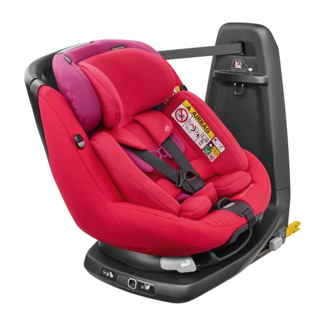 Maxi-Cosi Red Orchid Axiss Fix Plus Car Seat