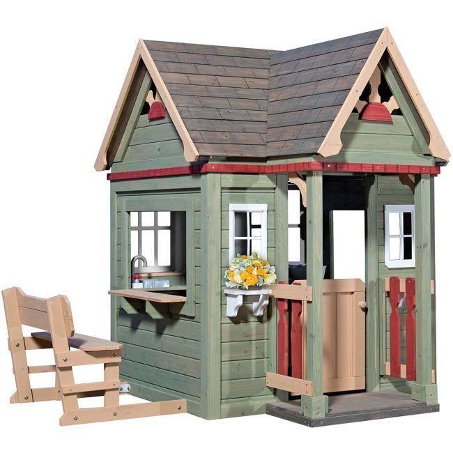 Backyard discovery - Victorian Inn  Playhouse