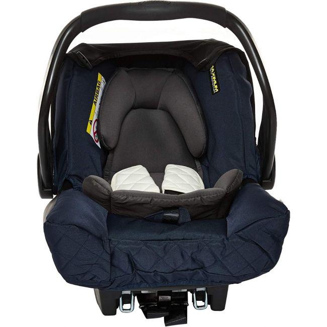 Graco Snugfix Evo Car Seat - Navy Blue