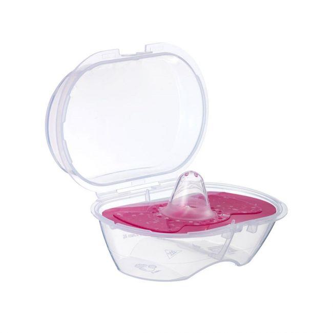 Mamajoo - Nipple Protectors Set & Storage Box