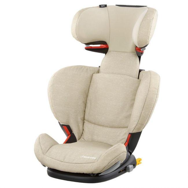 Maxi-Cosi Nomad Sand RodiFix AirProtect Car Seat