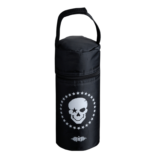 Rock Star Baby Insulated Bottle Tote Pirate
