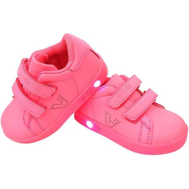Vicco 937.18Y.102 Boy Shoes - Fuchsia