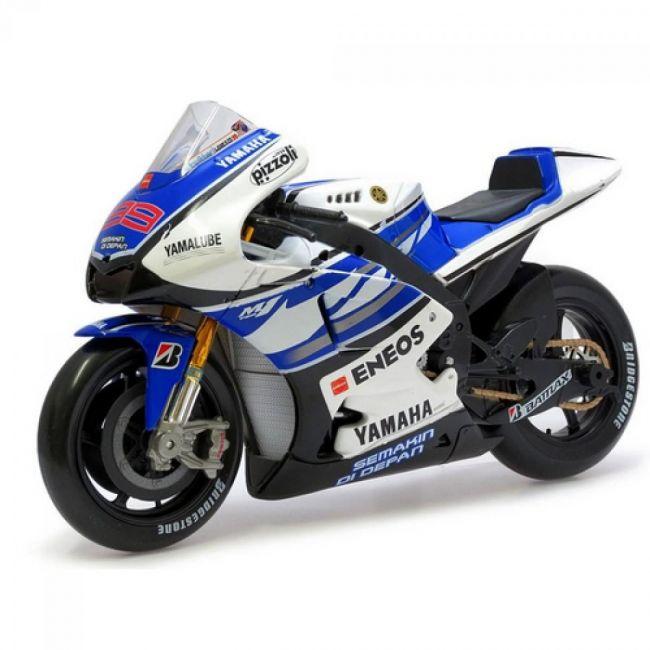 Maisto Tech GP Racing 2012 Yamaha Racing Team Toy