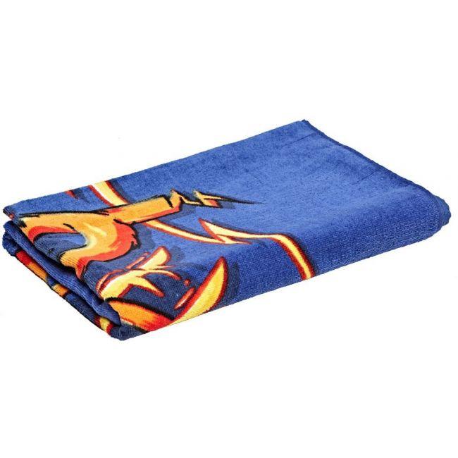 Angry Birds - Kids Beach Towel - Blue