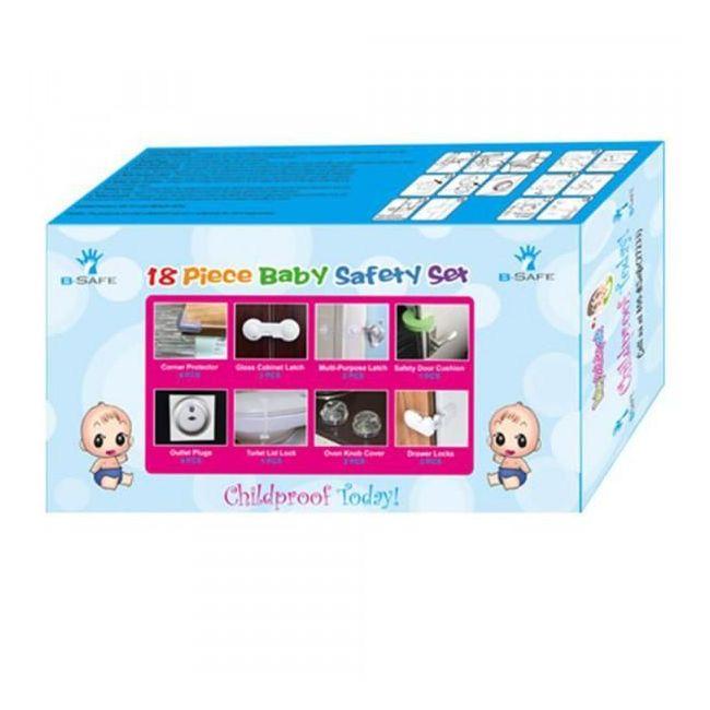 B-Safe Baby Safety Set - 18pcs