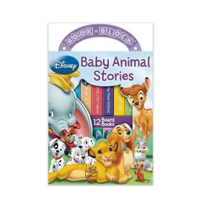 Baby Animal Stories - Kids Book